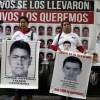 Familiares de los estudiantes desaparecidos en México recorren América Latina