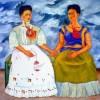 "Las dos Fridas visitaron ""La Vil Materia"""