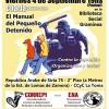 """CORREPI organiza una charla debate sobre el """"El Manual de Pequeño Detenido"""""""