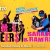 Kumbia Queers, SARA HEBE&RamiroJota + #DJs.
