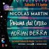 Paloma del Cerro, Nicolas Martin y Adrian Berra en Morón