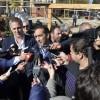 Tagliaferro anunció la reactivación de la obra boquerón