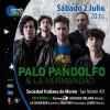 Palo Pandolfo en el Planeta Oeste!