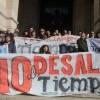"""Tiempo Argentino resiste el desalojo:  """"Están apretando las clavijas cuando hemos decidido salir adelante"""