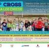 4° Cross para los chicos en Castelar