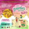 La Cosa del Pantano tocará en el festival Vamxs Lxs Pibes.