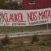 Agredieron a una vecina que denuncia la contaminación de Klaukol