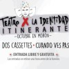 Este viernes 7 de octubre Teatro x la Identidad llega a Morón