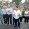 Vecinos de Haedo se reunieron con referentes del Frente Renovador por la construcción del Metrobus