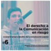 """Se realizará la jornada """"El derecho a la comunicación en riesgo"""" en Ituzaingó"""