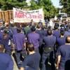 Trabajadores toman la planta gráfica AGR – Clarín