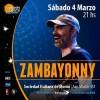 Zambayonny en el oeste!