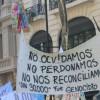 Organismos de derechos humanos presentes en la Marcha por el 24 de Marzo