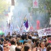 "Una marcha al grito de ""No a la miseria planificada"""