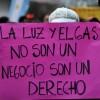 Vecinos de Villa Sarmiento marcharon contra el tarifazo y el abandono de espacio públicos