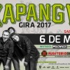 Kapanga llega de gira al oeste