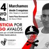 Gatillo fácil: Marcha para pedir justicia por el joven asesinado en Hurlingham