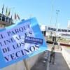 Festival en defensa del parque lineal en Haedo