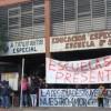 Docentes repudiaron el cierre de cursos en escuelas públicas de Morón
