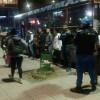 Denuncian que la policía detiene colectivos y requisa a sus pasajeros en el conurbano