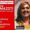 La precandidata del FIT en Hurlingham cuestionó la gestión de Zabaleta