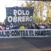 Trabajadores de Argentina Trabaja se movilizaron hacia el Municipio de Hurlingham