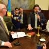 """Spina: """"vamos a seguir sosteniendo la necesidad de ponerle un freno a esta política económica y a este gobierno municipal"""""""