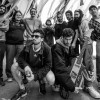 "Militantes del Climax en el Festival Cultural y Colecta Solidaria Vamos Lxs Pibxs: ""Nos encanta poder dar una mano"""