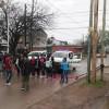 La gendarmería irrumpió en la toma de una escuela en Moreno