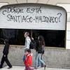 """Marcha por Santiago Maldonado: """"Debemos educar a nuestros pibes y pibas en los Derechos Humanos"""""""