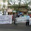 Marcha a tres meses del asesinato de dos jóvenes en Merlo