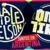 A puro rock uruguayo: Once Tiros y la Triple Nelson en Morón