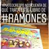#LibrosDelRock En la ruta con los Ramones
