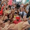 #LulaLivre: Miles de personas rechazan la orden de detención sobre  Lula