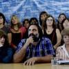 """Vidal le da la espalda a los docentes"""