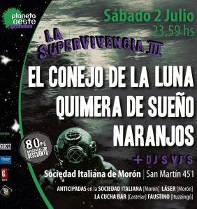 Fiesta en la Supervivencia 3!