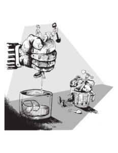 Ilustración: Matías De Brasi
